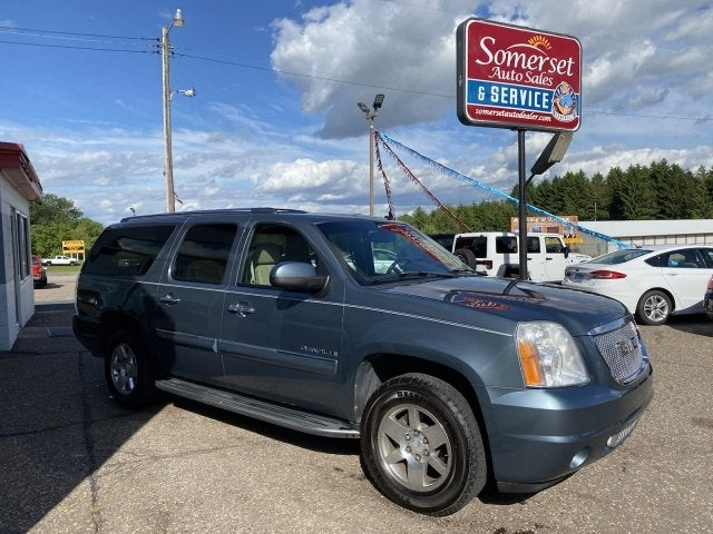2008 Gmc Yukon Xl Denali Gmc Dealer In Somerset Wi Used Gmc